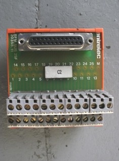 ENTRELEC CONNECTOR INTERFACE MODULE - USED
