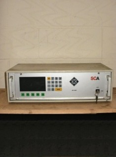 APC 3000 PROGRAMMABLE CONTROL UNIT - USED