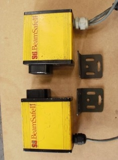 BEAMSAFE II SINGLE BEAM SYSTEM - USED
