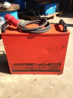 KEMPPI 4000 R WELDING UNIT ONLY - USED
