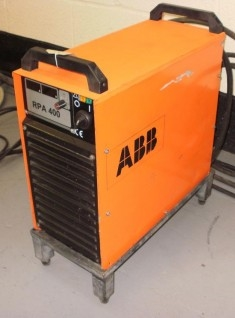 ABB RPA 400 WELD UNIT - USED