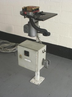 BRAUER ELECTRIC TIP DRESS UNIT - USED
