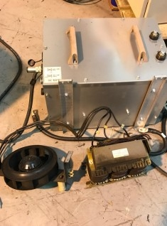 INTEGRATED ROBOT WELDING UNIT LRB400 - USED