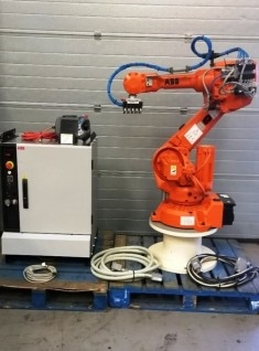 ABB IRB 2600-20 165 IRC5 ROBOT DTC ONLY 55 HOURS
