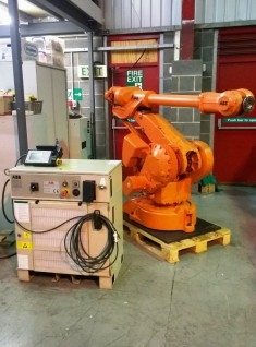 ABB IRB 4400L30 S4C M98A 6 AXIS ROBOT