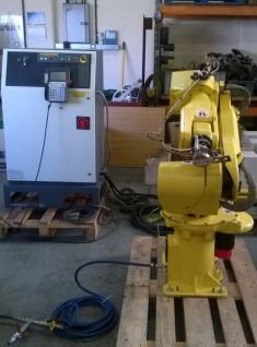 FANUC M-6I 6 AXIS ROBOT - USED